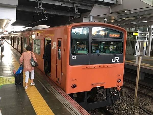 大阪環状線2017・10退役