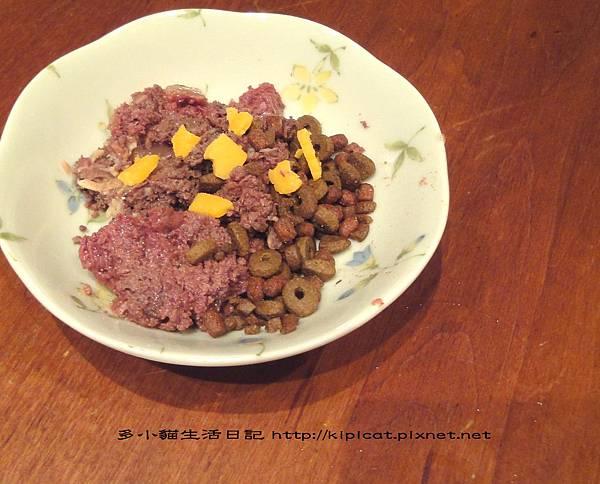 好吃的一餐(多小貓生活日記)