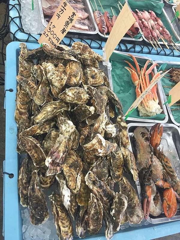 大洗 牡蠣 小屋