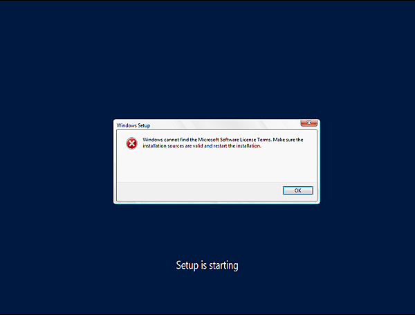 InstallProcess-000-Can't find Licence Terms.png