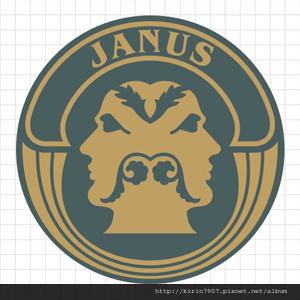 服飾商標設計-janus-可安文創設計