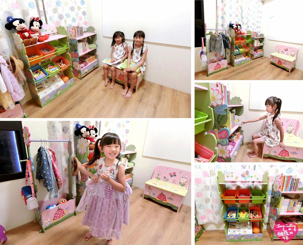 紐約兒童家具