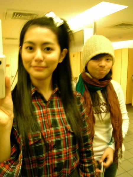 我們在京華城廁所