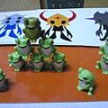 青蛙與惡魔