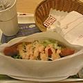 野菜熱狗堡