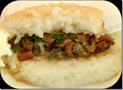 喜生米漢堡團購美食