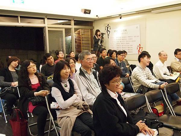 20120118楊小濱講座