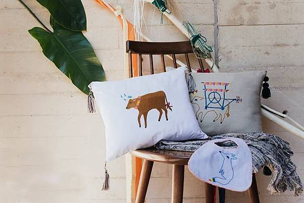EMBROIDERED CUSHIONS AND BABERO DE KORIMI KORIMI.jpg