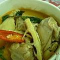 泰國小吃-綠咖哩雞.JPG