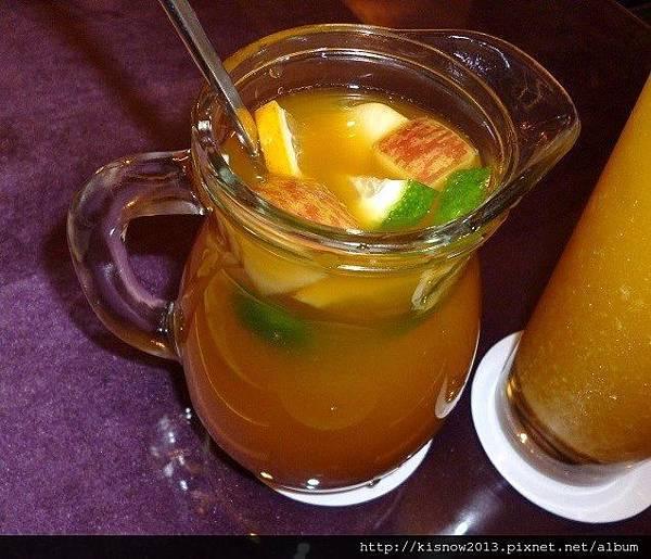 栢金56-水果茶.JPG