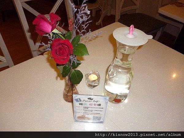 亞米19-玫瑰與水杯.JPG