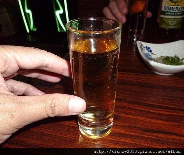 老串燒23-蘋果酒.JPG
