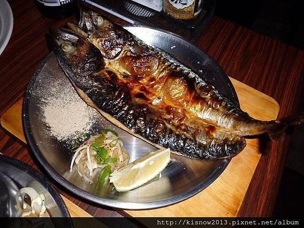 老串燒31-挪威鯖魚一夜干.JPG