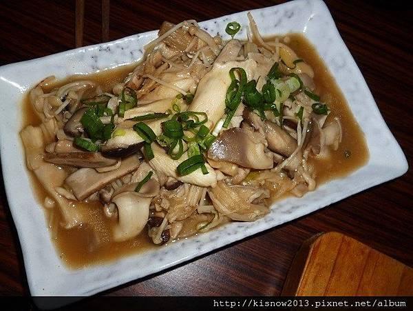 老串燒34-奶油綜合菇.JPG