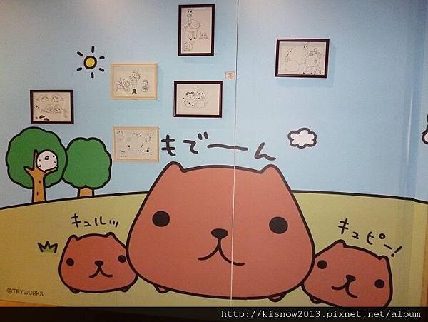 水豚君7-壁畫.JPG