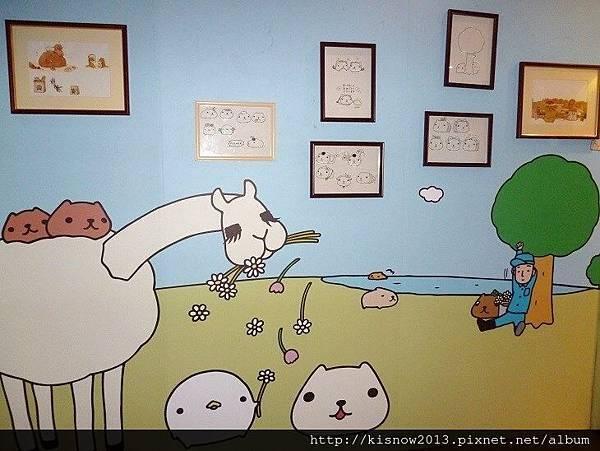 水豚君9-壁畫.JPG