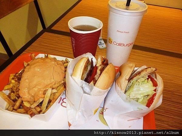 漢堡21-全体餐點.JPG