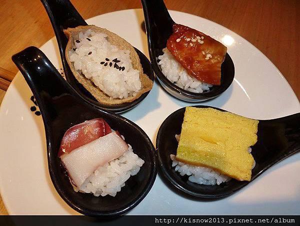 溫野菜15-壽司.JPG