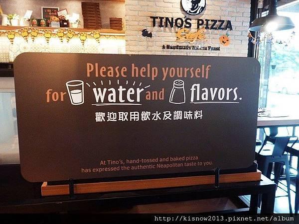 堤諾10-餐具和飲用水.JPG