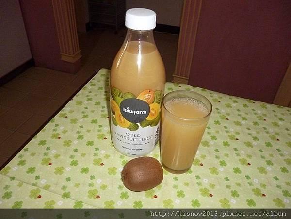奇異果汁16-果汁和奇異果.JPG