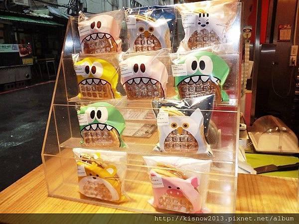 鬆餅11-可愛的包裝展示.JPG