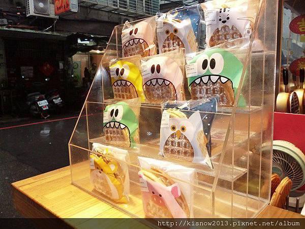 鬆餅12-可愛的包裝展示.JPG
