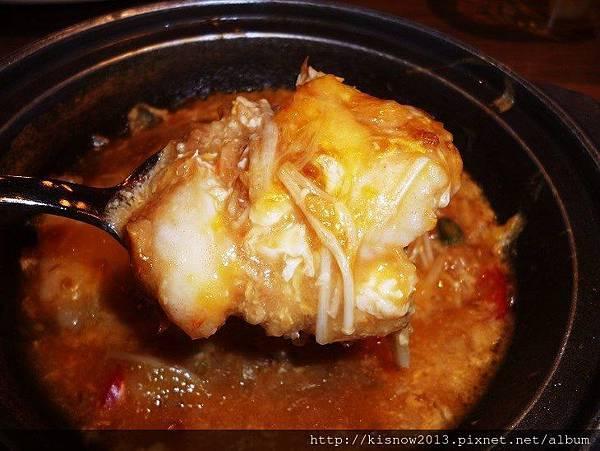 漢來27-XO醬干貝蟹肉煲.JPG