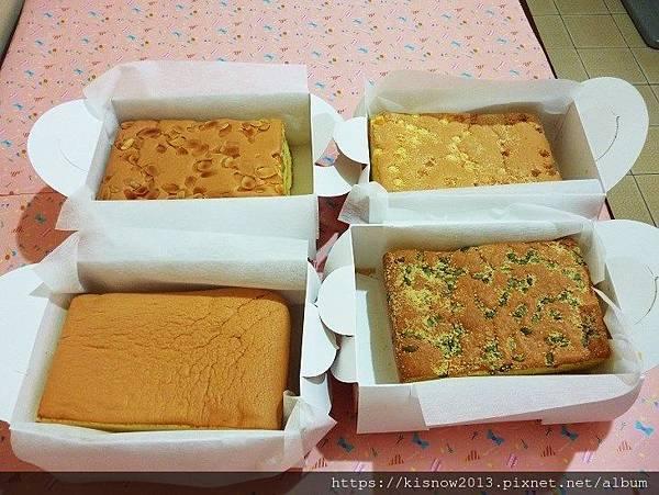 大川8-四種口味蛋糕.JPG