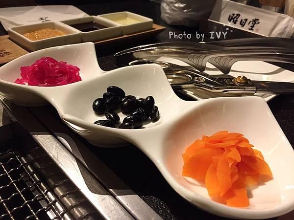 昭日堂 小菜