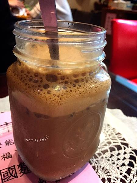 姊妹花越式創意料理 煉乳冰咖啡