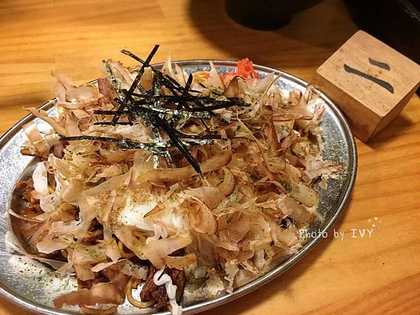 次男日食料理製作所  廣島燒麵