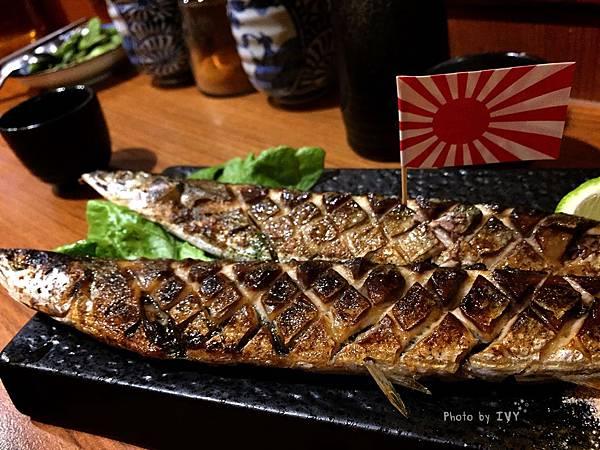 信兵衛 秋刀魚烤烤
