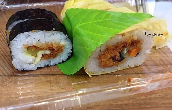 双營涼麵 綜合壽司