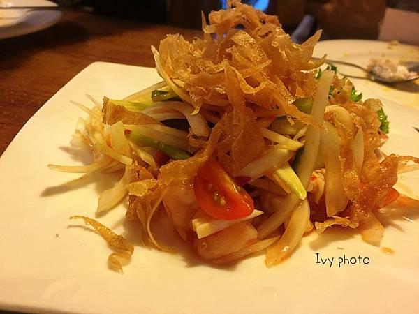 新泰城 泰味涼拌海鮮