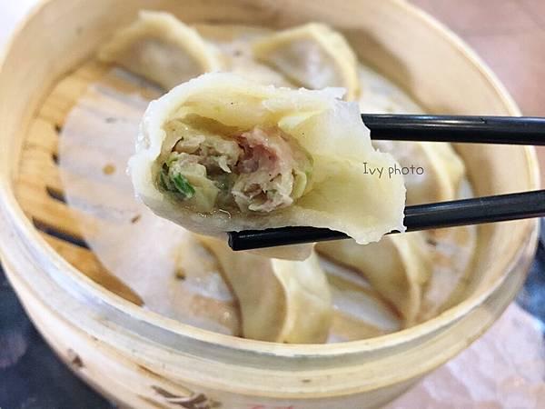貽豐小館 鮮肉高麗菜蒸餃