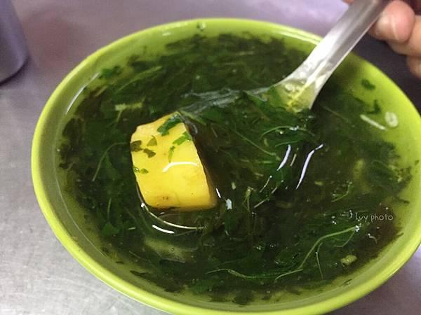 南興肉圓 蔴薏湯
