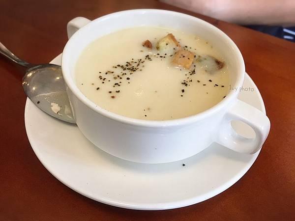 福森咖啡 主廚濃湯