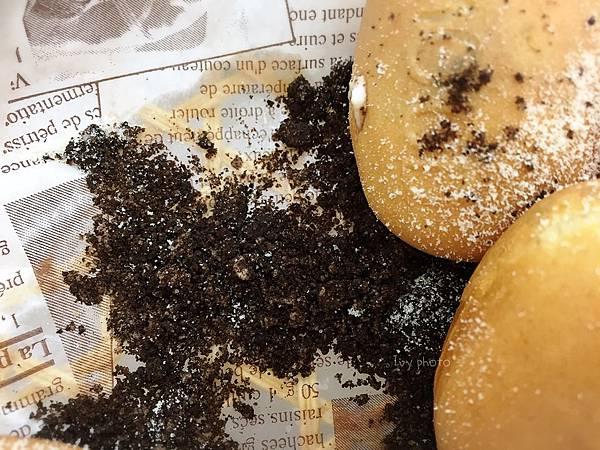 咕嗼咖啡 頂級比利時巧克力Q蛋