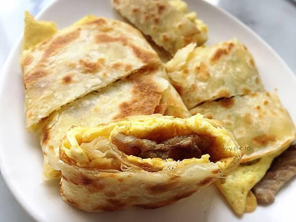 莫尼早餐Morni Morni 肉片蛋餅