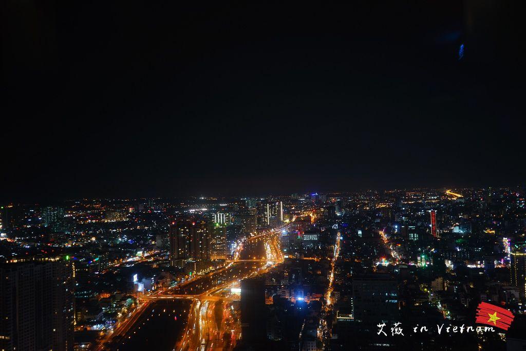 EON HELI BAR 51F 越南金融塔
