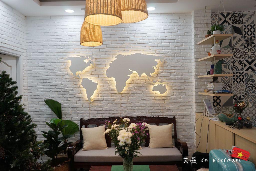 Botanic House Saigon 胡志明市第一郡平價北歐風住宿