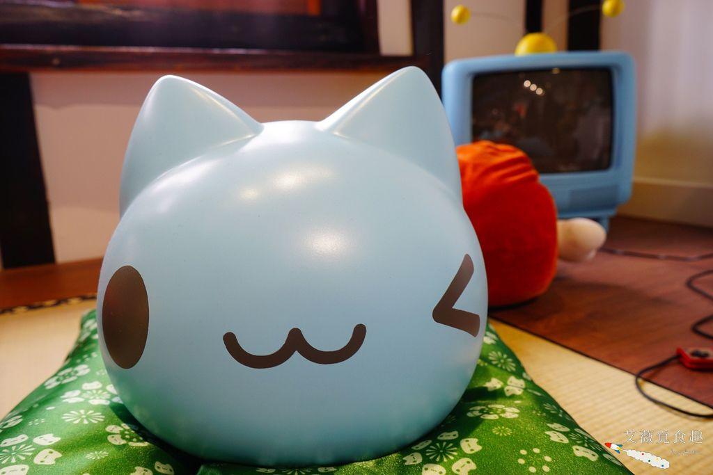 貓貓蟲咖波 台中模範街咖波屋 咖波燒