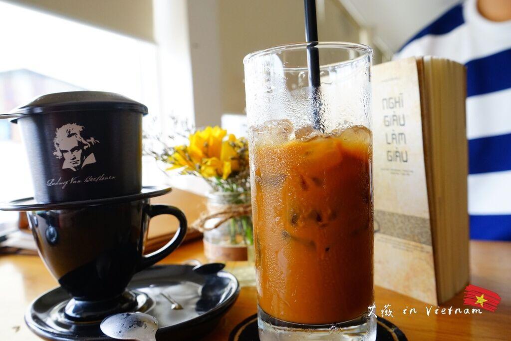 中原咖啡Trung Nguyen Café Legend  胡志明市咖啡