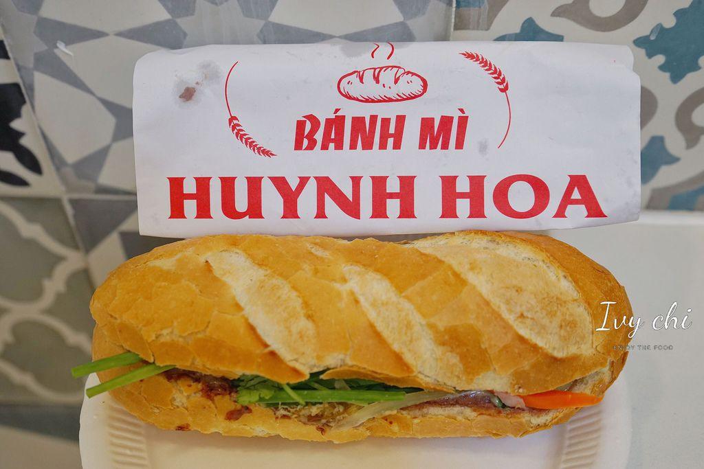 Bánh Mì Hùynh Hoa胡志明 法國麵包