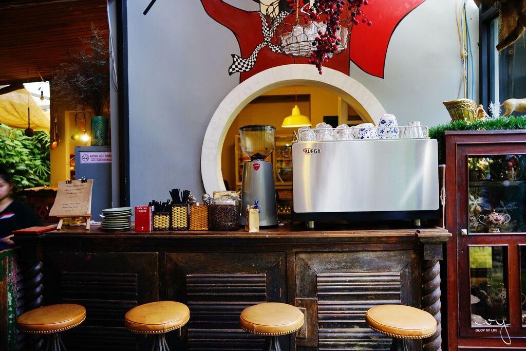 越南大叻咖啡廳 LE CHALET DALAT