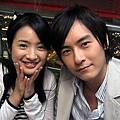 直樹+湘琴甜蜜照