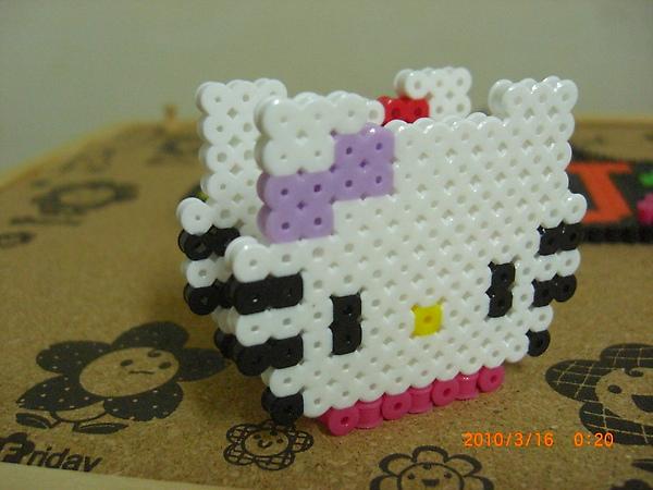 KITTY 名片座(紫)‥130$.JPG