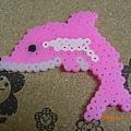 粉紅海豚‥90$.JPG
