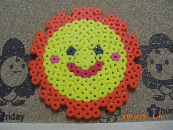 微笑太陽花‥90$.JPG