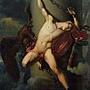 受永恒處罰的普羅米修斯